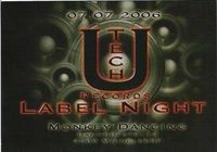 Label Night@Monkey Dancing