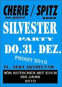 Silvester Party@Tanzcafe Cherie Spitz