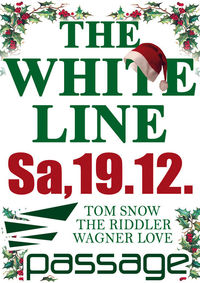 The White Line's Traditional White Christmas@Babenberger Passage