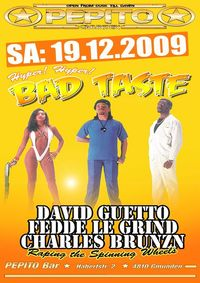 Bad Taste@Bar Pepito