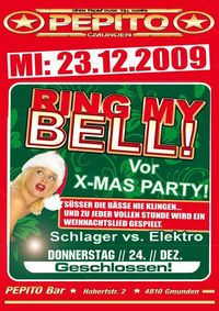 Ring my Bell@Bar Pepito
