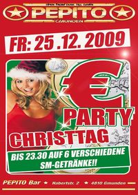 Party Christtag@Bar Pepito