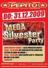 Mega Silvester Party@Bar Pepito