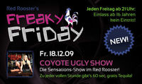 Freaky Friday feat. Coyote Ugly@Red Rooster