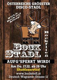 Bock Stadl - Aufg'sperrt wird!@Bockstadl
