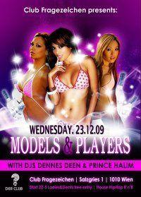 Models & Players@Club Fragezeichen