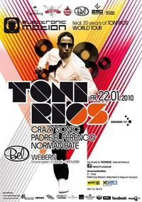 20 Jahre Toni Rios World Tour@Disco Bel