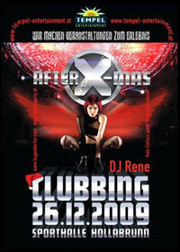 After X-Mas Clubbing@Sporthalle Hollabrunn