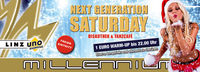 Next Generation Saturday@Millennium Leonding