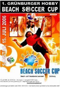 Beach-soccer-cup 2006@Beacharena Leonstein