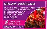 Dream Weekend@Magic Night