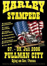 Harley Stampede@Pullman City