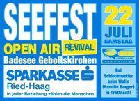 Seefest Geboltskirchen@Badesee