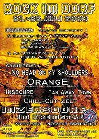 Rock im Dorf '06@Festivalgelände