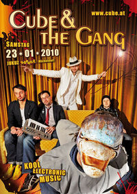 Cube & the Gang@Baraka