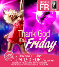 Thank God it´s Friday