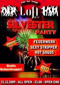 Silvester Party@Loft Graz