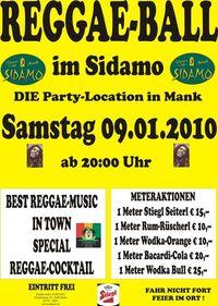 Reggae-ball Im Sidamo@Cafe Sidamo Mank