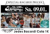 Night of Bacardi