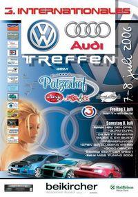 3. Internationales VW-Audi-Treffen@Parkplatz Putzerhof