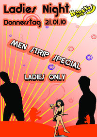 Ladies Night Mit Menstrip