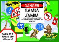 Ramba Zamba@Bananabar