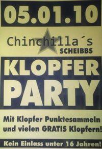 Klopfer Party@Chinchillas Bar - Lounge