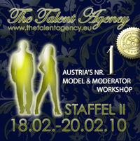 Vorbereitungskurs für New Models & Moderators @Hotel Marriott Vienna
