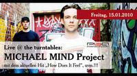 Live at the turntables: MICHAEL MIND Project