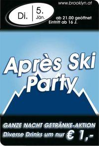 Après Ski Party@Brooklyn