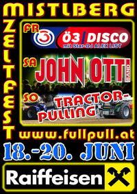Ö3 Disco beim Tractorpulling in Kollerschlag@Festzelt beim Tractorpulling Kollerschlag