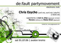 Default Partymovement@Avalon Exil
