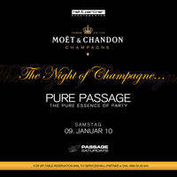 Pure Passage - The Night Of Champagne@Babenberger Passage