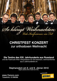 Abgesagt: Christfestkonzert @Stephansplatz