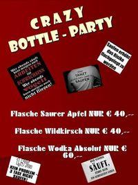 Crazy Bottle Party@80´s