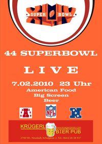 Superbowl Party@Bierpub Krügerl