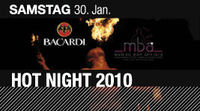 Bacardi Hot Night 2010