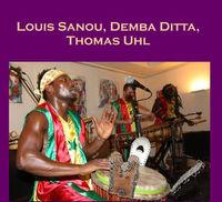 Louis Sanou, Thomas Uhl, Demba Ditta,: African Music, @Böllerbauer