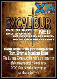 8 Jahre Excalibur Hartberg@Excalibur