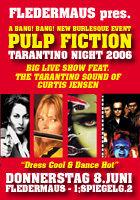 Tarantino Night 2006@Fledermaus