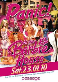 Panic! At The Barbie House@Babenberger Passage