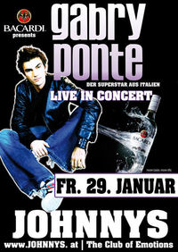 Gabry Ponte Live in Concert
