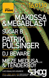 Indie Club/FM4 Special@Kulturwerk Sakog