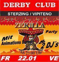 Zekilla Party@Derby Stodl