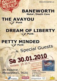 Punk & Metal Night@[kwadra:t]