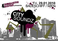Junglistic Sistaz presents City Soundz@Badeschiff