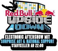 Red Bull UpSideDown Aftershowparty@Stadtkeller