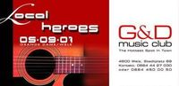 Local Heroes: Johnnys Unplugged@G&D music club