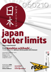 japan outer limits@KV Röda