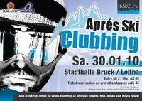 Aprés Ski Clubbing@Stadthalle Bruck an der Leitha